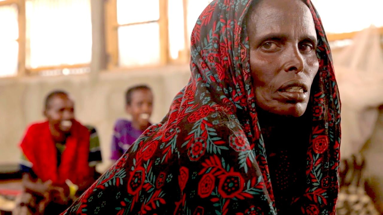 People Are Arriving Hungry Somalis Flee To Ethiopia
