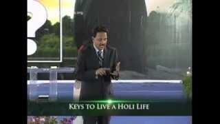 Keys to a Holy Life (Telugu Message)  by Samuel R. Patta