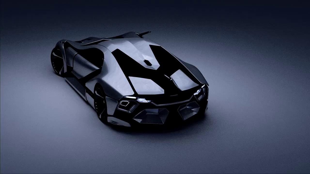 A.3 Xeno Concept designed by Aven Shi