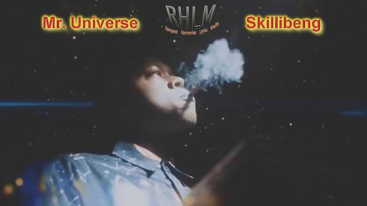 Download SkilliBeng - Mr. Universe (lyrics video)