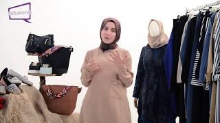 Şüheda Aydın Pehlivan'dan Tesettür Kombin Önerileri - sefamerve.com