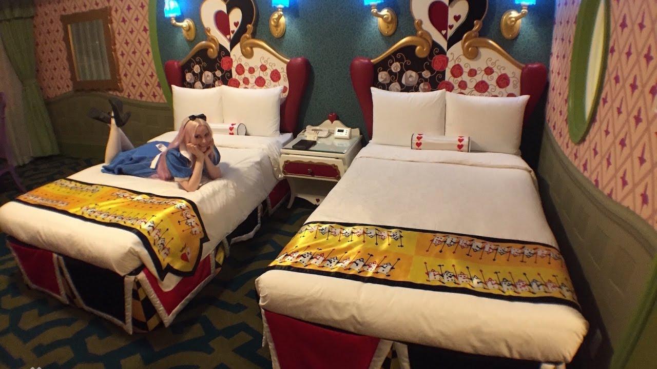 Disneyland Hotel | Rooms, Services & Dining | Disneyland