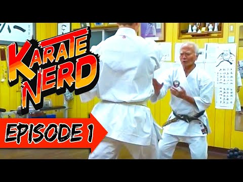 KARATE NERD IN OKINAWA — Jesse Enkamp | Episode 1/8