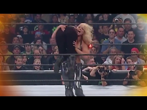 Beth Phoenix powers through the competition: Divas Battle Royal: SummerSlam 2007
