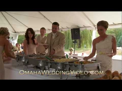 Outdoor Receptions for your Omaha Wedding