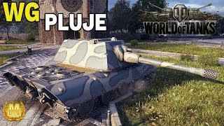 WG PLUJE NA TEN CZOŁG - E 100 - WORLD OF TANKS
