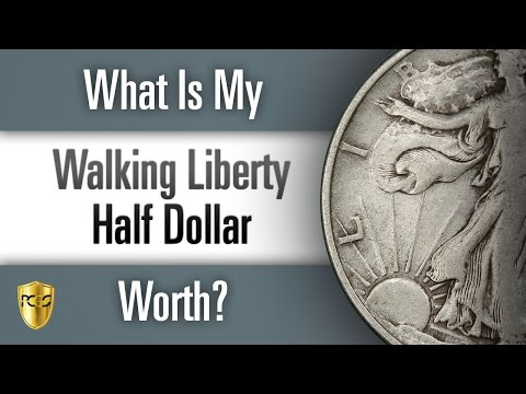 What Is My Walking Liberty Half Dollar Worth?