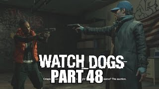Watch Dogs Walkthrough Part 49 - PS4 Gameplay Review With Commentary 1080P