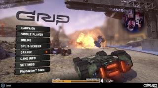 Grip: Combat Racing PS4 Pro