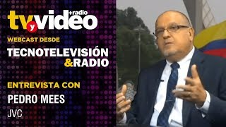 Entrevista: Pedro Mees de JVC