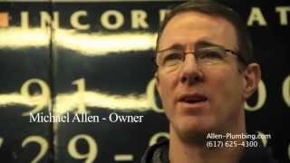 Boston Plumbing Company Allen Plumbing