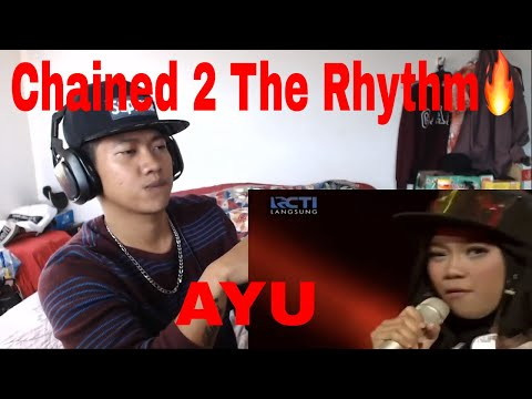 🔥reaction!🔥ayu---chained-to-the-rhythm|-indonesian-idol-2018