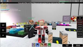 Roblox-bym how to make armor