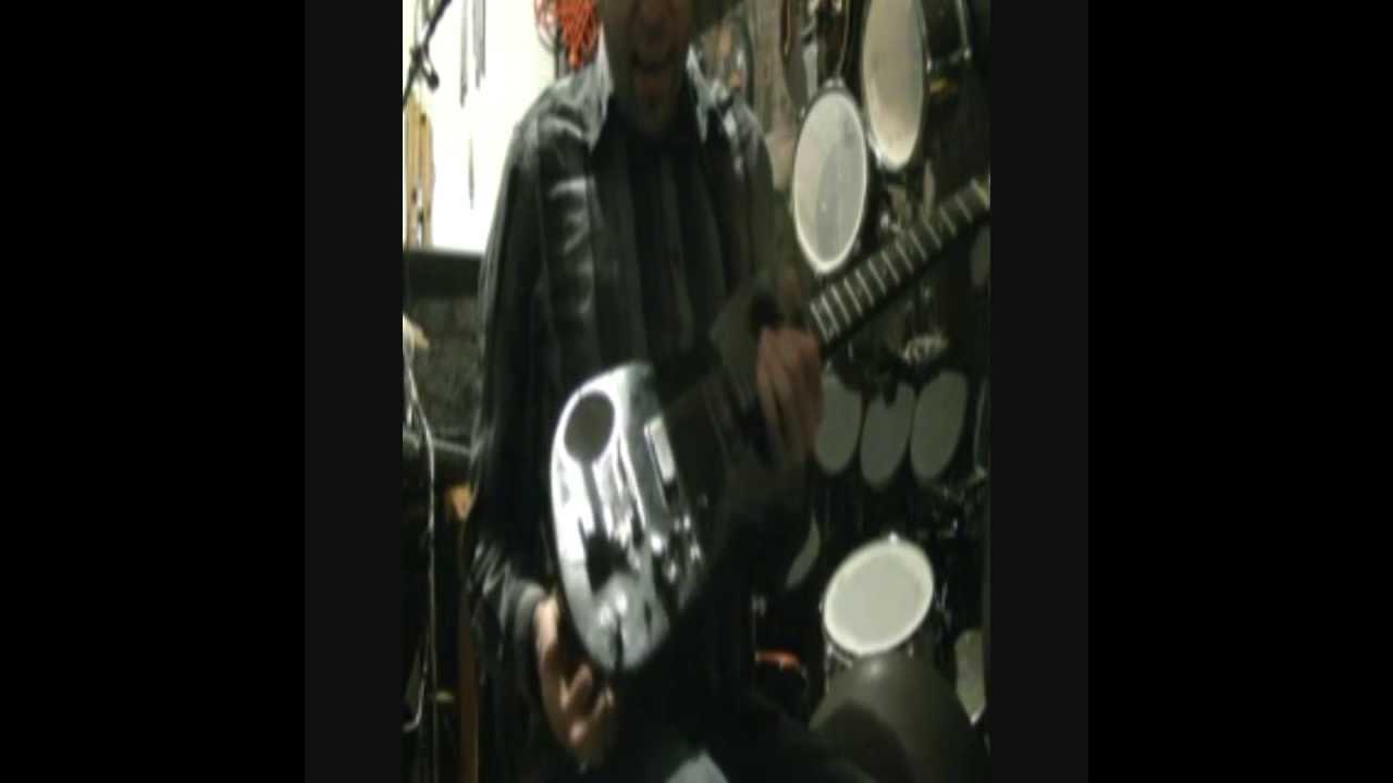 circuit bent synsonics terminator guitar youtube rh youtube com