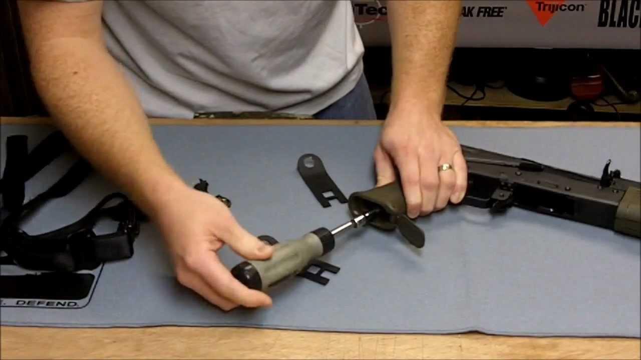 Draco Mini Draco Sling Adapter AK47 Pistol Single Point Sling Adapter