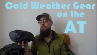 Cold Weather Gear on the Appalachian Trail