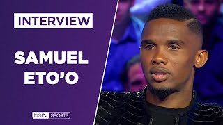 [Interview beIN SPORTS] Quand Samuel Eto'o parle de Pep Guardiola