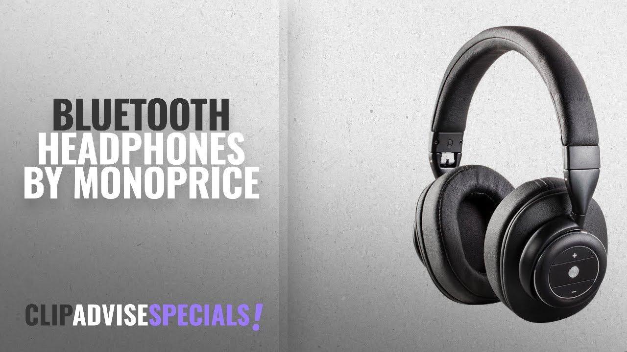 7f164c80cd9 Top 5 Monoprice Bluetooth Headphones [2018]: Monoprice SonicSolace ...