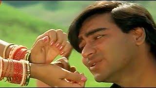 Ishq Di Gali Vich Koi Koi Langda ((( Jhankar ))) HD kachche Dhaage 1999 Kumar Sanu