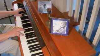 Elton John Skyline Pigeon  piano cover by Manny Sousa