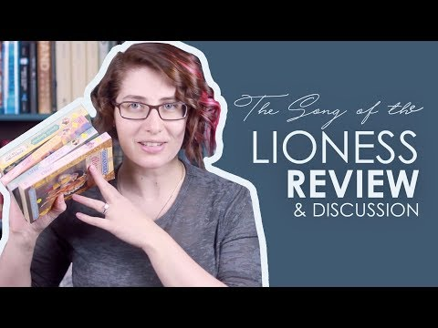 The Song of the Lioness  Tamora Pierce  Review & Discussion