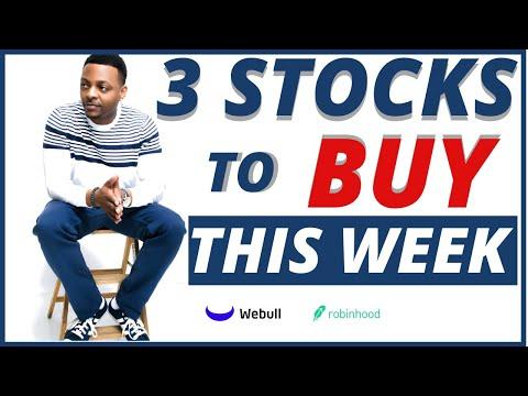 3 STOCKS TO BUY THIS WEEK🔥🔥🔥 | Stock Lingo: Dollar Cost Average