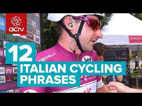 GCNs Italian Cycling Phrases Vol2  12 Key Racing Terms