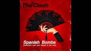 The Clash Spanish Bombs 1979 Rare Unedited Version