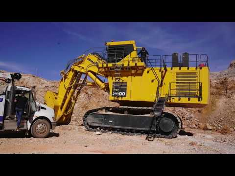 Road Machinery LLC Opens New Office In Mojave California