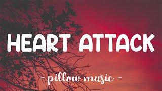 Heart Attack - Demi Lovato (Lyrics) 🎵