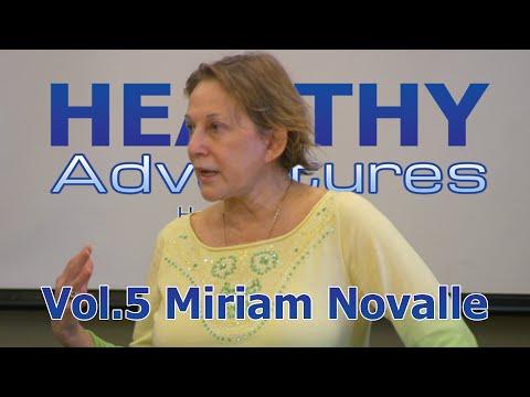 "Healthy Adventure "" The Passion of Tea "" Miriam Novalle  (Vol. 5)"
