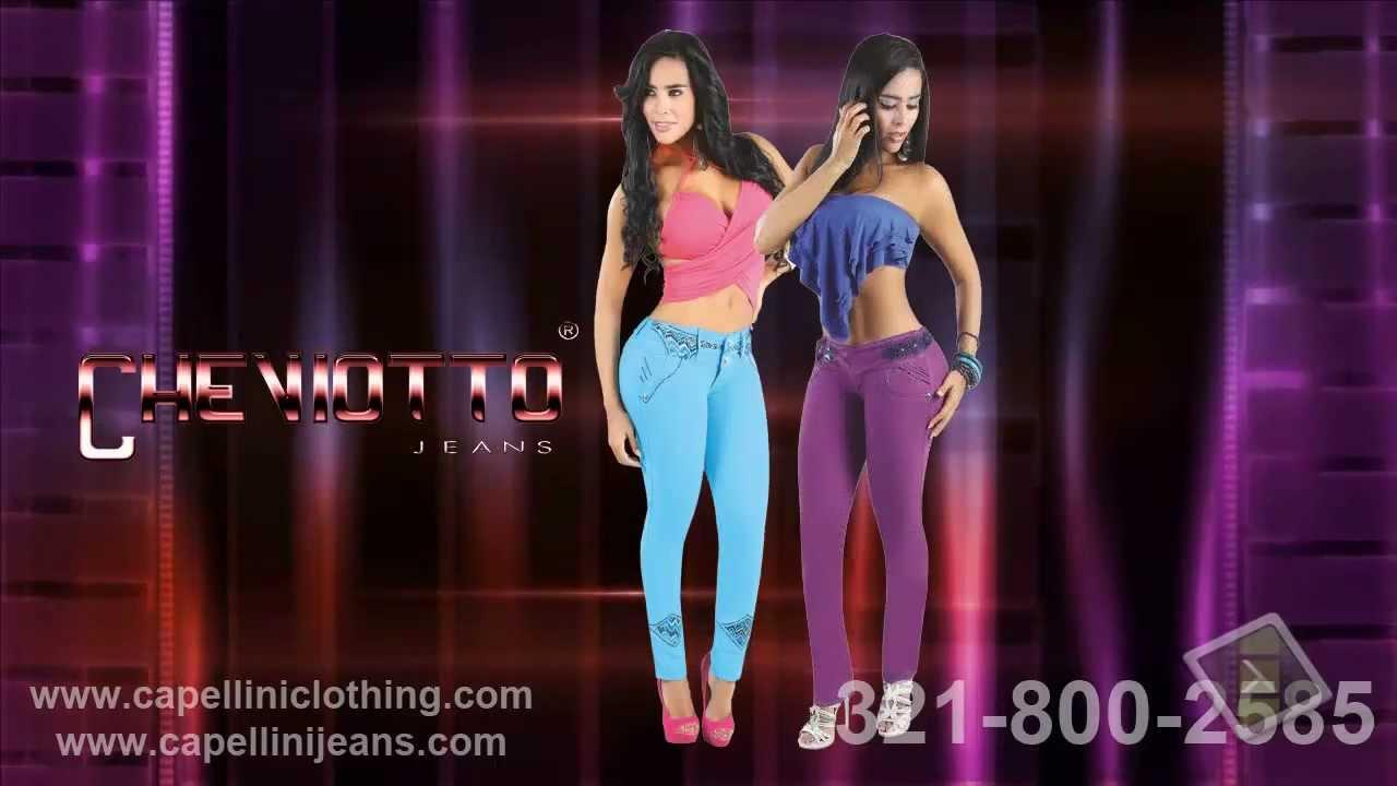23f720b86a CAPELLINI CLOTHING - YouTube