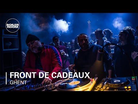 Front de Cadeaux The Sound of Belgium Boiler Room DJ Set