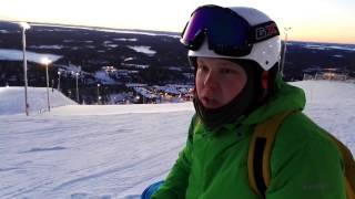 видео Горнолыжные курорты Карелии. Описание зимнего отдыха