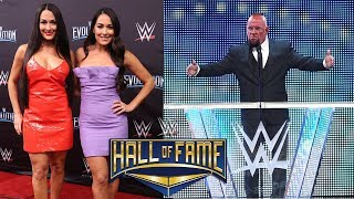 10 LEAKED Names For The WWE Hall Of Fame Class Of 2019