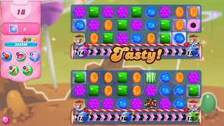 Candy Crush Saga Level 3500 NO BOOSTERS