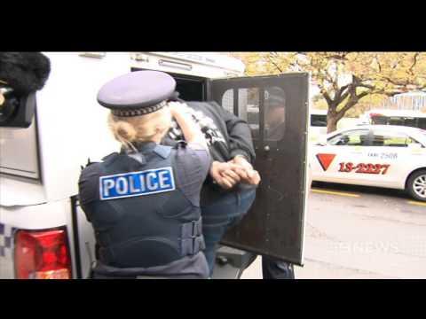 Cameraman Attack | 9 News Adelaide