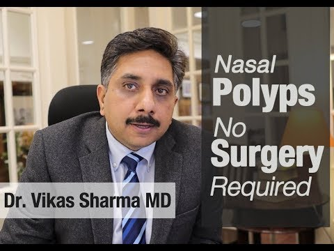 7 Best Homeopathic Medicines for Nasal Polyps