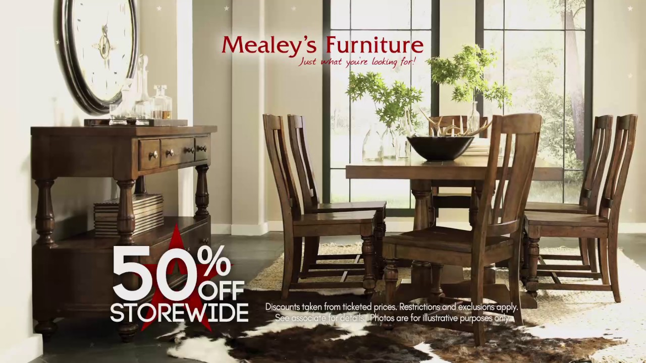 Mealeyu0027s Furniture Presidents Day Sale   Extended!