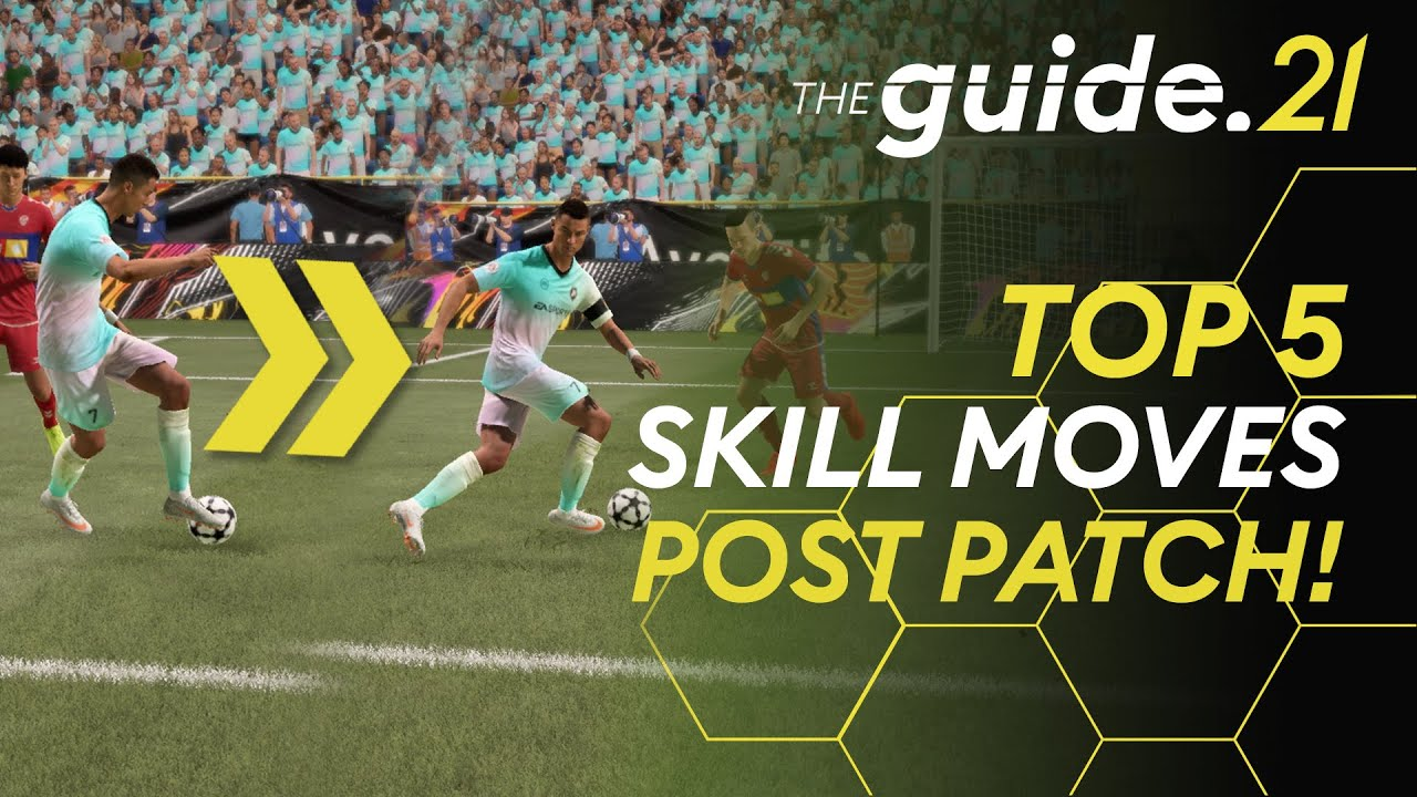 Forget about STEPOVERS & BRIDGES! TOP 5 Skill Moves Post Patch(es) To Create Chances & Score!