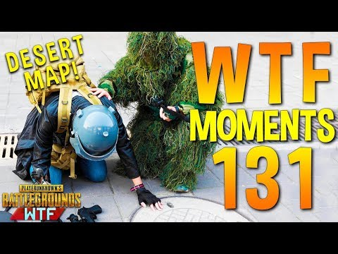 PUBG WTF Funny Moments Highlights Ep 131 (playerunknown's battlegrounds Plays) thumbnail