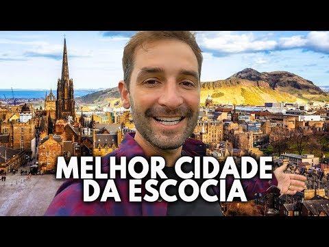UM DIA EM EDIMBURGO ESCÓCIA | VIAGEM Romulo e Mirella – Travel and Share