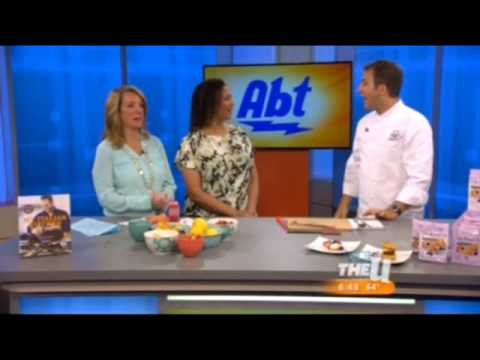 Luca Manfe on 'You and Me This Morning' Chicago