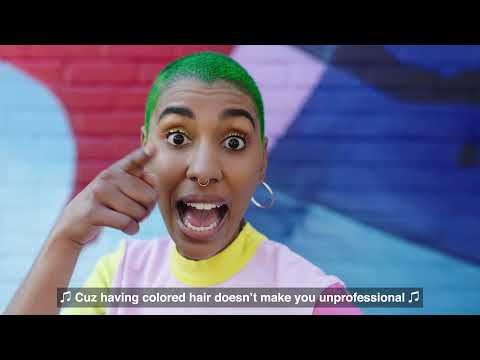 Colored Hair | Official Music Video | YOU By Sally