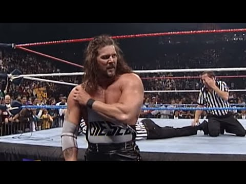 Bret Hart vs. Diesel - WWE Championship Match: Survivor Series 1995