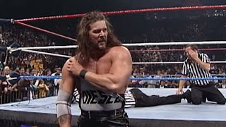 Bret Hart vs. Diesel - WWE Championship Match: Survivor Series 1995