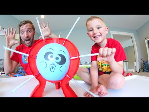 Thumbnail: FATHER & SON PLAY BOOM BOOM BALLOON!