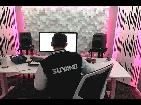 We are Back in The Studio with Suyano for the making of his New remix!