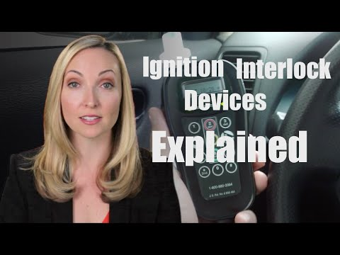 Ignition Interlock Devices: 3 Plea Bargains That Avoid This Requirement