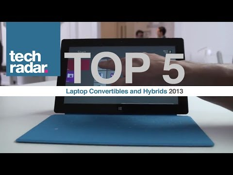 Top 5 Best Laptop Convertibles and Hybrids 2013